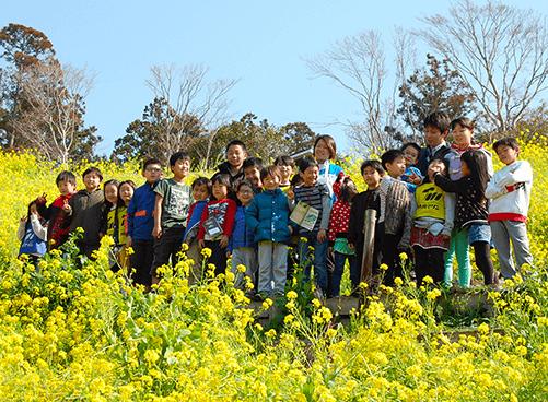 春イベント写真